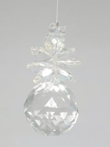 Crystal Suncatcher/Tree Ornament