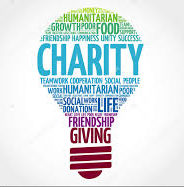 Charity page image