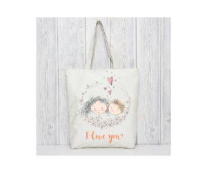 Cute Couples Collection 1 Tote Bag