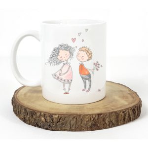 Cute Couples Collection 4 Ceramic 11oz Mug
