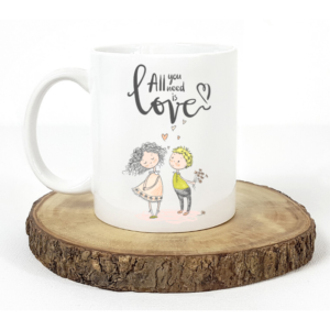 Cute Couples Collection 2 Ceramic 11oz Mug