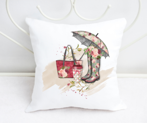 Rainy Dayz Scatter Cushion