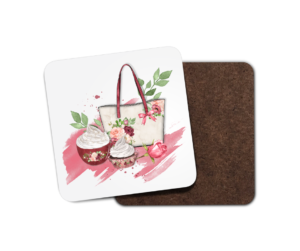 Summer Picnic Design Drinks Coaster