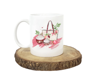 Summer Picnic Design 11oz Ceramic Mug