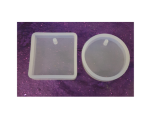 Pendant Silicone Molds -Set of 2