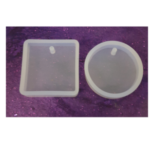Pendant Silicone Mouds -Set of 2