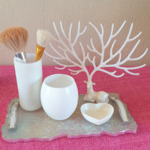 Resin Art Beauty Accessories Gift Sets